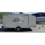 Koppikärry JJ-TRAILER EAGLE 4500-1500KG